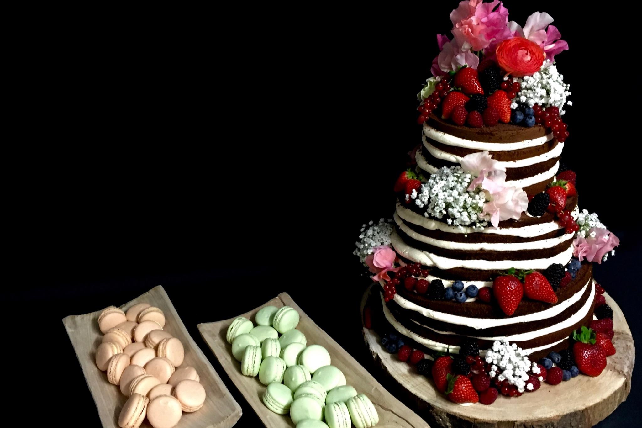 Fantastische Hochzeitstorten im Raum Aschaffenburg, Frankfurt, Darmstadt, Odenwald vom Profi